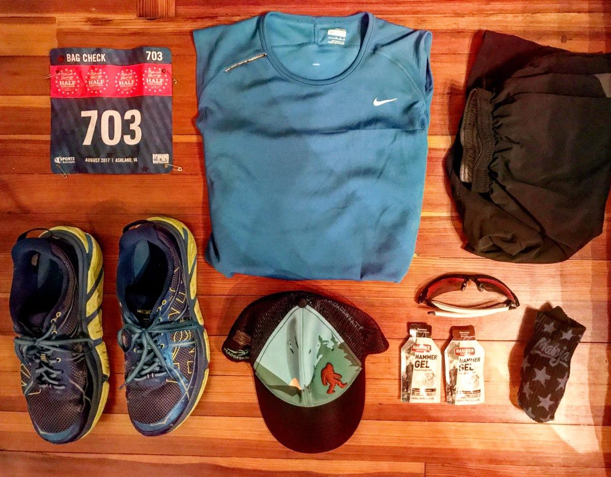 2017 Patrick Henry Half Marathon